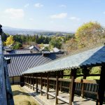 [:ja]東大寺二月堂の秋[:en]Nice view! Todaiji-Nigatudo Hall[:]